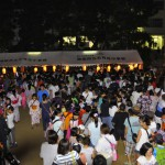 校区盆踊り大会支援