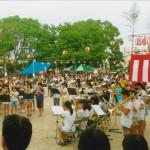 7/19_納涼大会風景_石橋公園