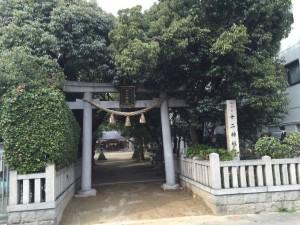 駒の森 十二神社