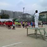 校区運動会