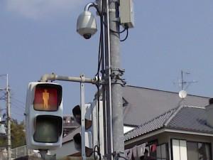 防犯カメラ設置1