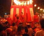 18/7/21納涼大会 大抽選会