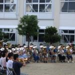 18/9/15ナイトフェスタ 幕開けの金管演奏