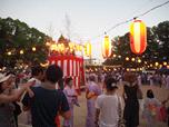 18/7/21納涼大会 盆踊り